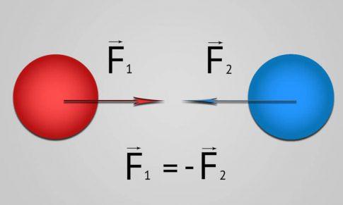 Видеоурок по физике: Третий закон Ньютона
