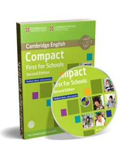 Compact-First-for-Schools.-Student's-Book-Without-Answers